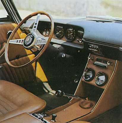 Ford Mustang Bertone (1965)