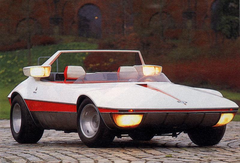 Bertone Autobianchi Runabout 1969